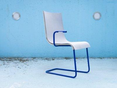 Esta silla aprovecha tus movimientos nerviosos para obtener electricidad
