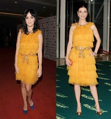 Vestido de Dior: ¿Maribel o Katy?