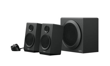Logitech Z333, un equipo 2.1 para mejorar el sonido de tu ordenador por sólo 49,95 euros