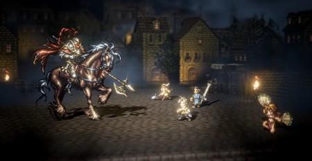 Se presenta Project Octopath Traveler para Nintendo Switch, un RPG de la vieja escuela