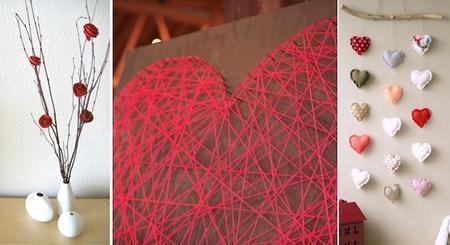 La semana decorativa un toque de romanticismo para for Ideas decoracion san valentin