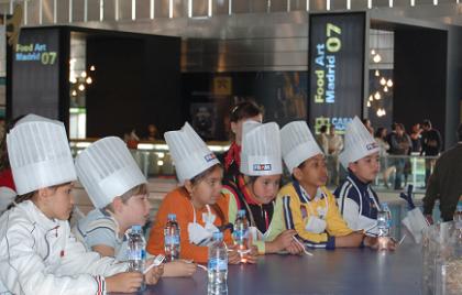 Talleres Infantiles para los Pequeños Gourmets