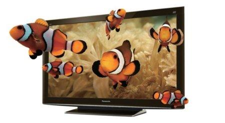 Panasonic VT20, plasma 3D para plantar cara a los televisores LED