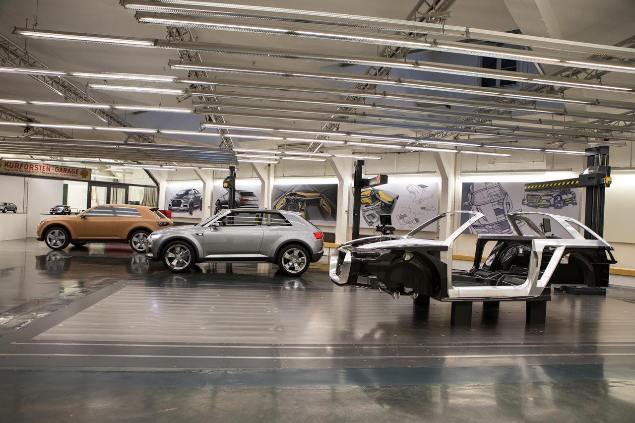 Foto de Nueva estrategia de diseño Audi (4/12)