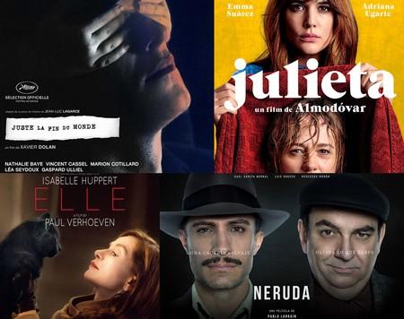 """Éstas son las 85 películas de habla """"extranjera"""" que compiten por el Oscar 2017"""