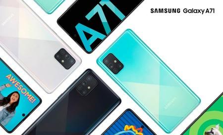 Galaxy A71