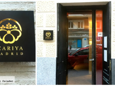 Restaurante Izariya. Alta cocina japonesa en Madrid