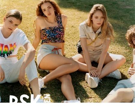 Bershka saca lo mejor de sí en su colección BSK: los jóvenes visten desenfadados y muy cool