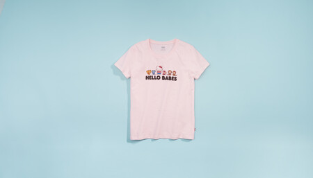 Levi S X Hello Kitty Print Bar 3