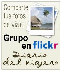 Grupo Flickr de Diario del Viajero: comparte tus fotos