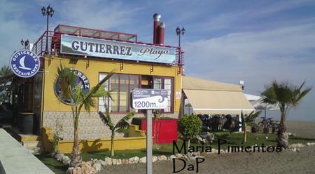 Chiringuito en Los Gutierrez