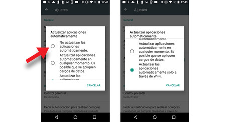 Pasos Google Play 2