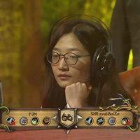Una jugadora china, la primera mujer en disputar un torneo mundial de Hearthstone