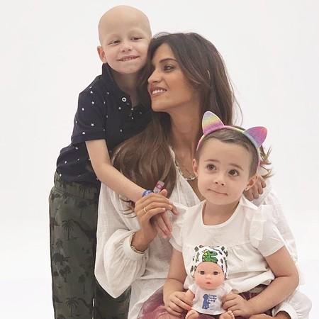 Sara Carbonero visibiliza el cáncer infantil en su nuevo proyecto solidario (y tú puedes apoyarla)