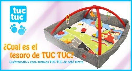 Bebés y más estrena su Club con Tuc Tuc