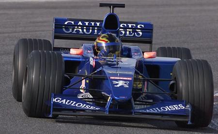 Oriol Servià Prost GP 2000