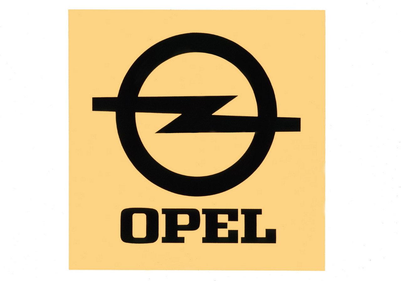 Foto de Logotipos históricos de Opel (18/36)