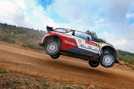 Rally de Portugal 2013: Dani Sordo se mete de lleno en la lucha por la victoria