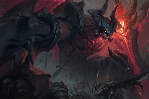 League of Legends: Estas son las habilidades del nuevo Aatrox