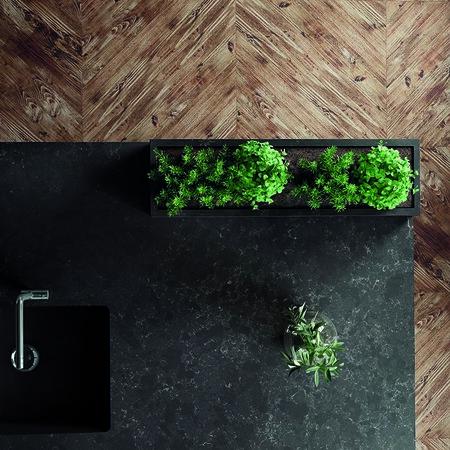 Silestone Kitchen Loft Corktown