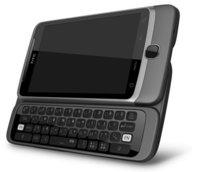 HTC Desire Z y su teclado mágico