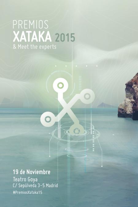 Cartel Premios Xataka2015