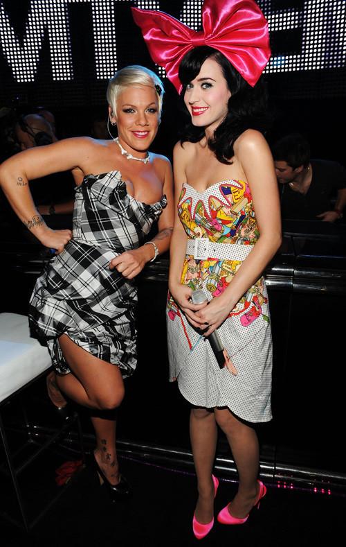 Foto de Katy Perry en los MTV Europeos 2008 (4/11)