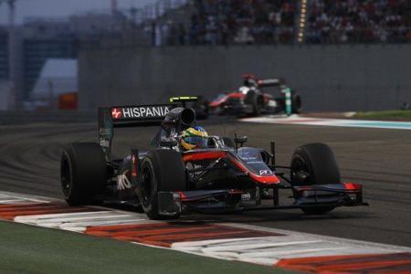 Se rompen las negociaciones entre Hispania F1 Racing y Toyota Motorsport