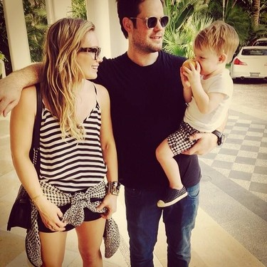 Pero... ¿Hilary Duff no se divorciaba?