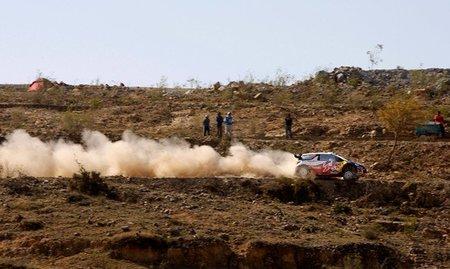 Rally de México 2012: los Citroën tienen a tiro el doblete