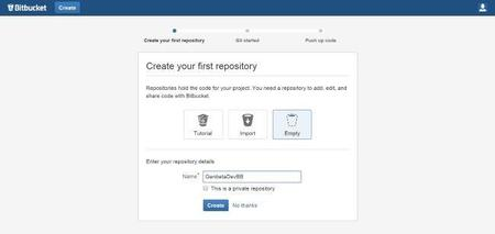 Open Source en Bitbucket