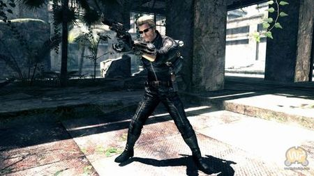 Lost Planet 2 - Wesker