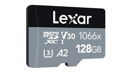 Lexar Microsd 128 Silver