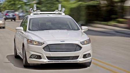 Ford Mondeo Autonomo