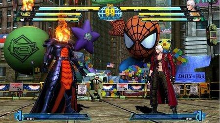 'Marvel vs. Capcom 3'. Dormammu y Viewtiful Joe entran en escena