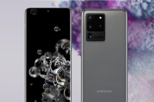 Samsung Galaxy S20 Ultra: el primer gran candidato a móvil del año tiene nuevo apellido y marca récords en memoria y fotografía