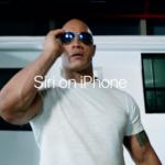 592e460eada The Rock vuelve con tres nuevos anuncios para dominar el mundo con la ayuda de  Siri