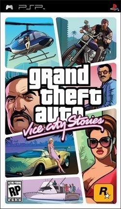 GTA: Vice City Stories, la portada del juego