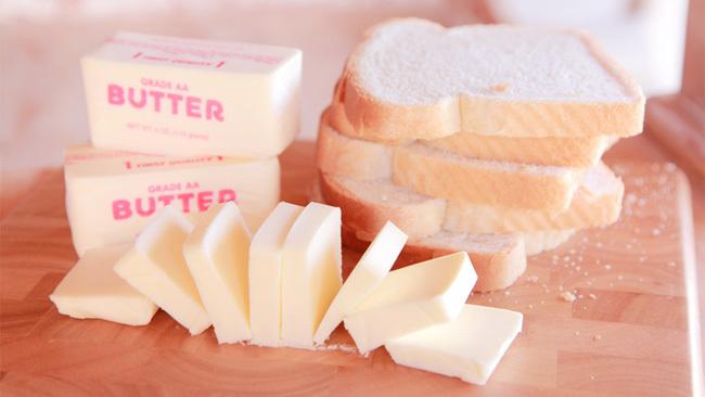 Recetas con nata y mantequilla