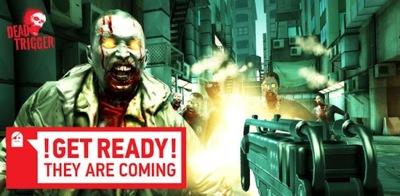 Dead Trigger se actualiza, ahora gratis, con nuevas armas, nuevos zombies y más diversión
