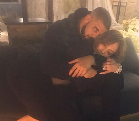 Pues sí, JLo y Drake están enamorados y Kristen Stewart y Stella Maxwell también