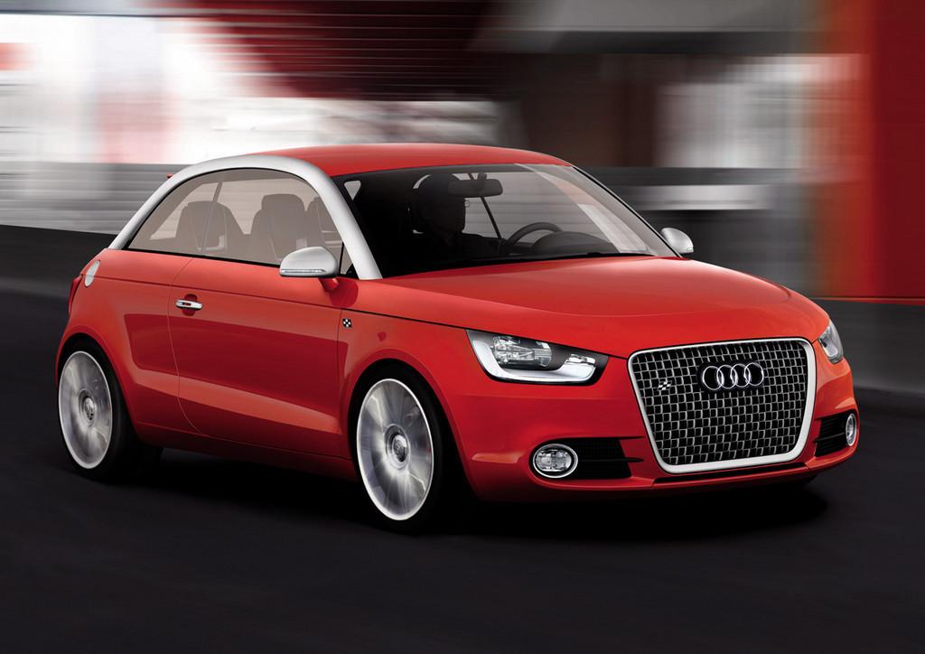 Foto de Audi A1 Metroproject Quattro Concept (14/35)