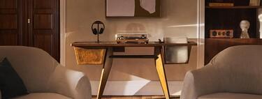 Zara Home nos deleita con una preciosa colección de música vintage que incluye mesa de DJ, auriculares, tocadiscos y vinilos