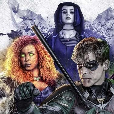 'Titanes': prometedora serie centrada en la DC más oscura, devaluada por sus problemas de tono