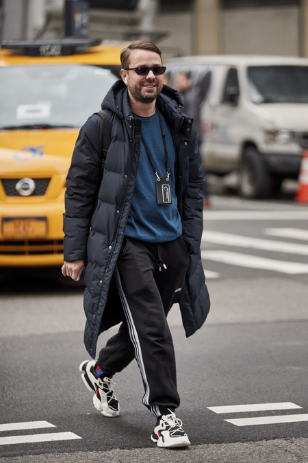Street Style New York Fashion Week 2019 23