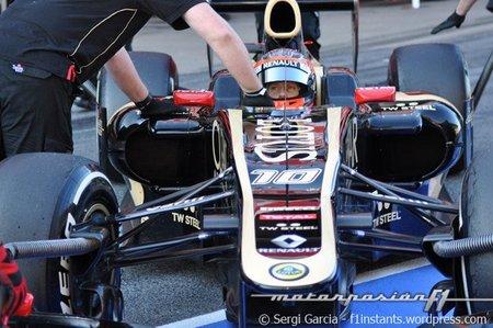 Romain Grosjean, satisfecho con el trabajo realizado y listo para Melbourne