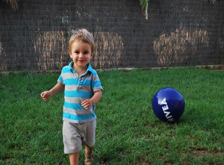 La foto de tu bebé: Bruno explorador