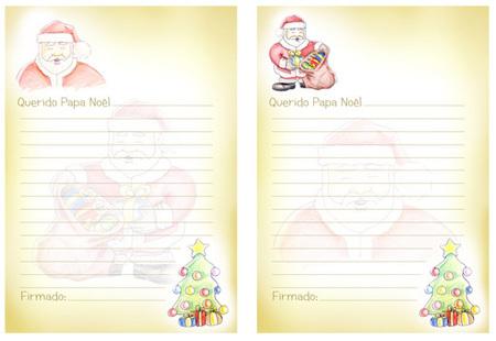 Cartas para Papá Noel exclusivas de Bebés y más