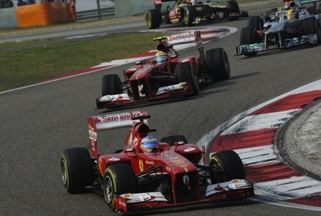 Mi Gran Premio de China 2013: Fernando Alonso no da opción