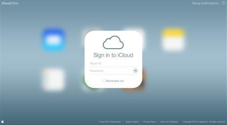 El rediseño de iCloud.com ya está disponible para todos
